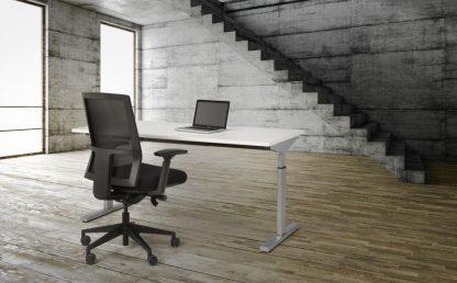 Hoogte instelbaar bureau eenvoudig te monteren