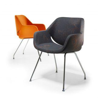 Artifort stoel Gap ontwerp Khodi Feiz
