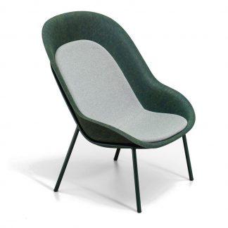De Vorm Nook lounge fauteuil