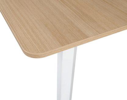 Afgeronde hoeken TABS tafel