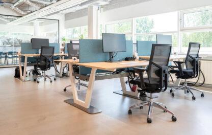 DKI Edition bureaustoel past in elke kantoorsfeer