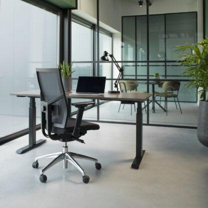 DKI Edition tijdloze bureaustoel die overal inzetbaar is