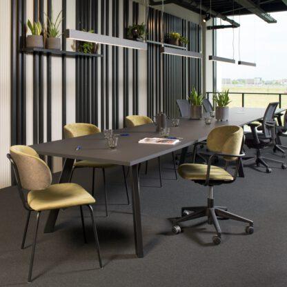 Homy bureaustoel - vergaderstoel - thuiswerkstoel