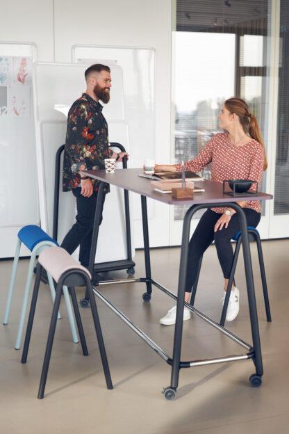 se-lab_urban-living - kantoortafel - hoge tafel - het nieuwe werken - Agile