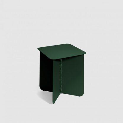 Puik bijzettafel - salontafel Hinge Medium Dark green