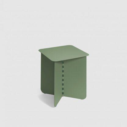 Puik bijzettafel - salontafel Hinge Medium Lightgreen