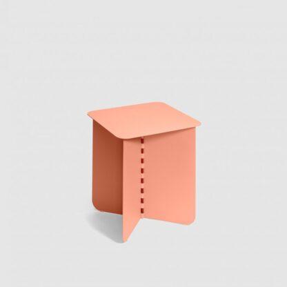 Puik bijzettafel - salontafel Hinge Medium Pink