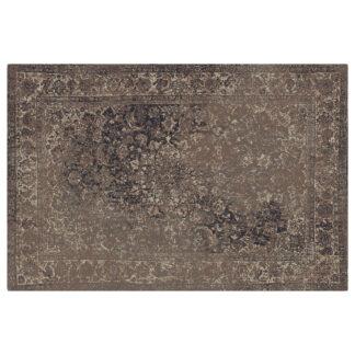 Concrete Vintage Karpet BROWN BLACK Donkersloot