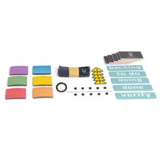 Chameleon Scrum Kit - Whiteboard accessoires